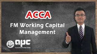 acca f9 online course working capital management