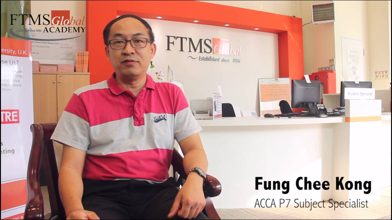 ACCA Intensive Revision Course (IRC) | FTMSGlobal Academy (SG)