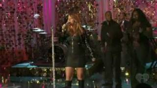 Mariah Carey - I Want To Know What Love Is/ We Belong Together LIVE at NYC stripped (HD)