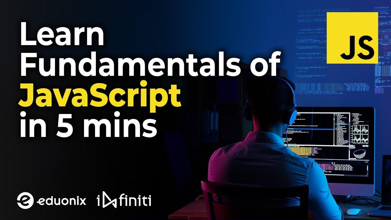 JavaScript for Beginners    Asynchronous JavaScript Fundamentals Guide   Infiniti Online Tutorial