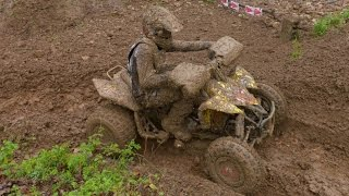2015 GNCC Round 5 - Limestone 100 ATV Highlights