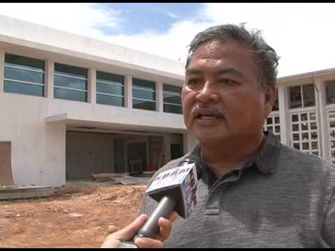 Progress being made on Historic Guam Congress building