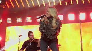 Carrie Underwood - Before He Cheats (9/19) - Jimmy Kimmel Live