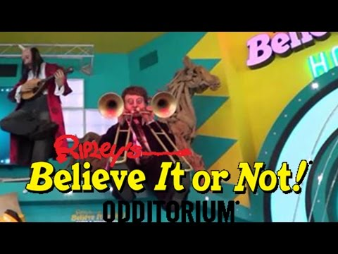 Ripley's Believe It or Not in Hollywood, CA