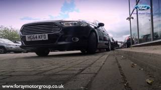 Ford Mondeo Active Park Assist with Perpendicular Parking from Foray Ford