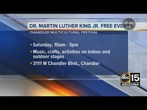 Smart Shopper shows the best Martin Luther King Jr. Day free events