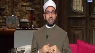 سالم عبد الجليل يوضح تصرف النبى عندما فاتته صلاة الفجر.. فيديو
