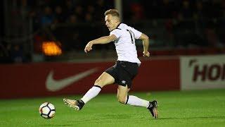 MATCH HIGHLIGHTS | Derby County U23s 2 - 0 Liverpool U23s