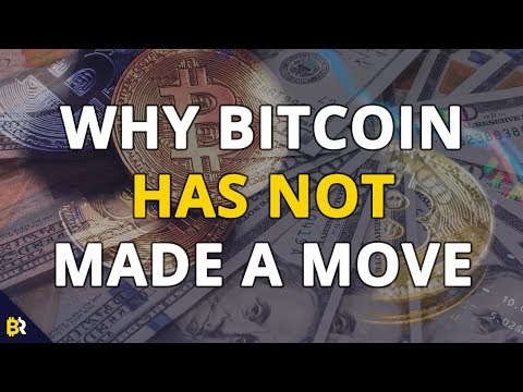 Why #Bitcoin Has Yet to Make a Move (Technical Analysis) - 8-20-18