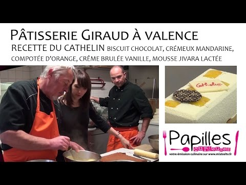 Papilles curieuses N°10 - Pâtisserie Giraud