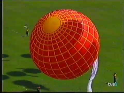 1995 TVE1 JUAN CARLOS I - Expo´92 y Barcelona 92.