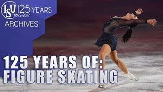 125 Years of: Figure Skating - ISU Archives