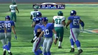 Madden NFL 09 PS3 Collectors Edition Eagles vs Giants