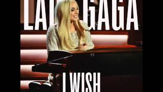 Lady Gaga - I Wish (Live from Stevie Wonder