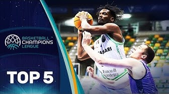 Top 5 Plays | Round of 16 - Gameday 2 | Basketball Champions League 2019-20