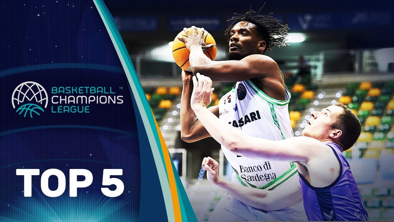 Top 5 Plays | Round of 16 - Gameday 2 | Basketball Champions League 2019