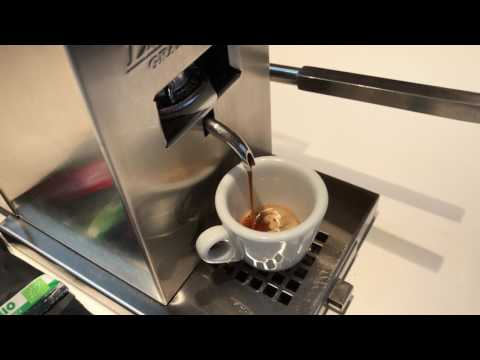 Pascucci Caffe Bio ESE Kaffeepad & La Piccola Piccola