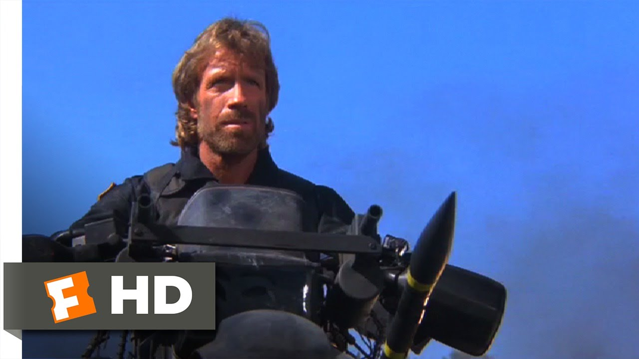 Download The Delta Force (1986) - One Man, One Motorcycle Scene (8/12)   Movieclips