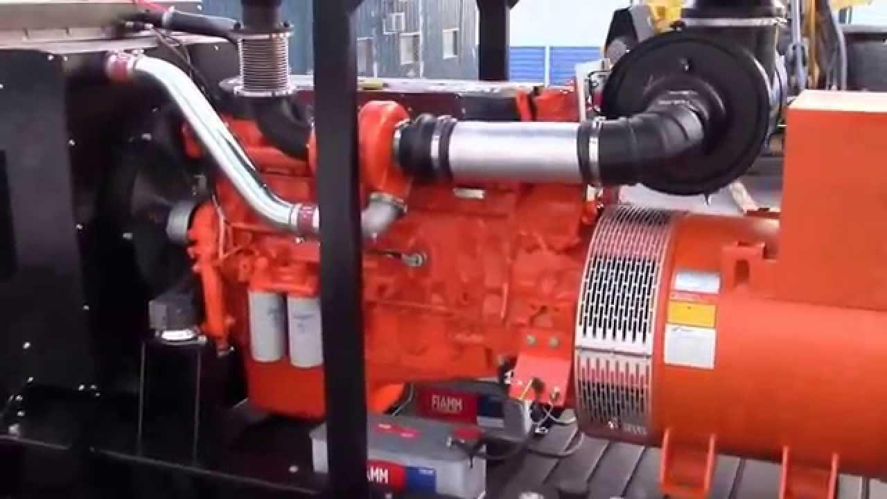 FPT Cursor13 genset 400 kVA