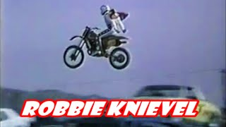 Robbie Knievels AMAZING career highlights complination