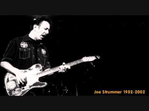 Interview with Joe Strummer Bologna Italia 1999 [originale, in inglese]