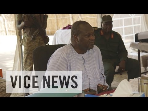 Riek Machar Discusses His Return to South Sudan's Capital