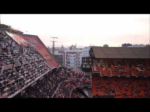 Valencia Club de Fútbol and Levante UD Mestalla 2015