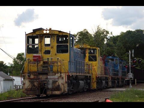 Union Railroad Quartet Brings Ore South   Monroeville, PA