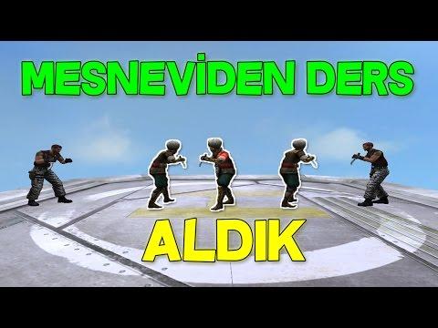 MESNEVİDEN DERS ALDIM - Wolfteam Parodi