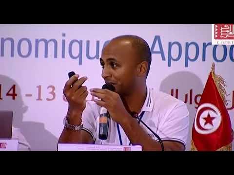 Saadeddine Igamane – دراسة الطبقة الوسطى في المغرب  - Carep Tunisie 14 Juillet 2017