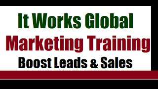 It Works Global Review|apply These Tips To Generate More Leads And Sales