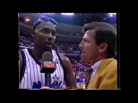 Horace Grant 24 Points Vs. Chicago 1995 Playoffs, Game 5.