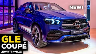 2020 MERCEDES GLE Coupé NEW Full Review VISION EQS Frankfurt Motor Show