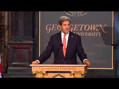 Secretary Kerry Delivers Remarks on Afghan Women's Social Progress