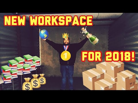 New Workspace To Sell More Books For Profit On Amazon In 2018!