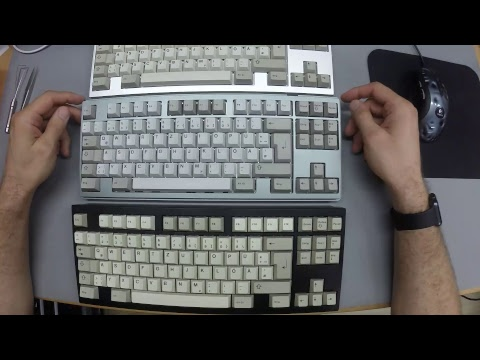 MX Silent Red vs  GMK QMX Clips by Wodan