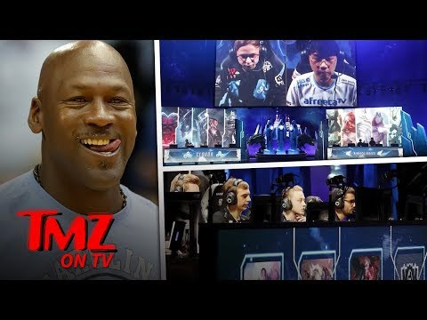 Michael Jordan Is About To Be Even Richer | TMZ Sports