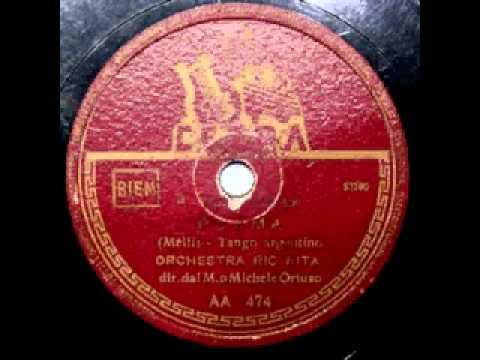 Michele Ortuso - Guitarrist - Bonita - Tango - 1933 - YouTube