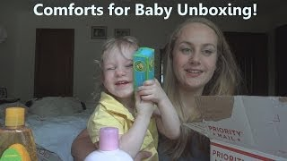 Comforts For Baby Unboxing! Thumbnail