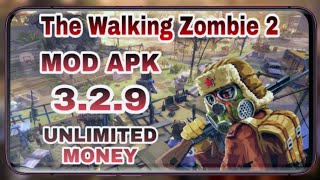 THE WALKING ZOMBIE 2!! 3.2.9 !! MOD APK !! UNLIMITED MONEY !! DOWNLOAD NOW !! MY ANDROID PHONE