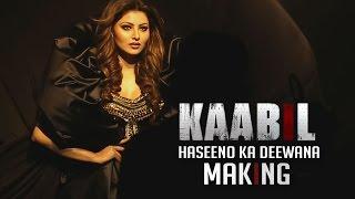 Kaabil Haseeno Ka Deewana Song Making | Hrithik | Yami Gautham | TFPC