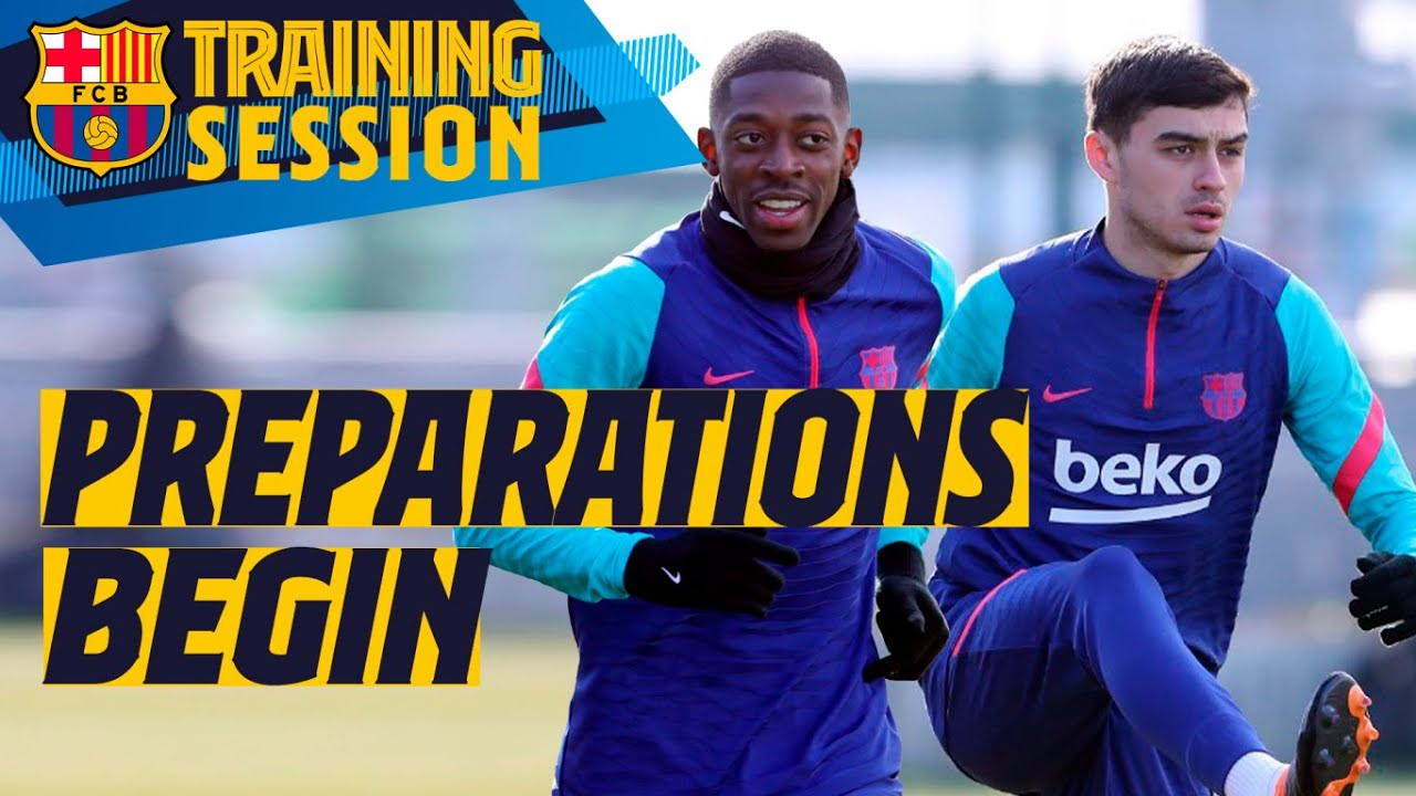 🏋️ SCRIMMAGE & RECOVERY SESSION before traveling to Seville