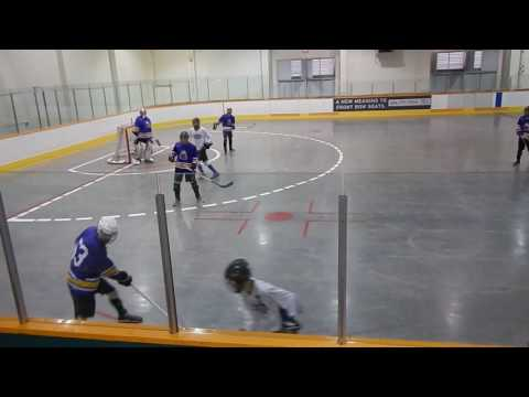 2017 Junior Pacific Division Championship - ball hockey