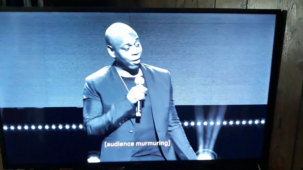 Dave Chappelle Tour 2020.Dave Chappelle On The 2020 Election