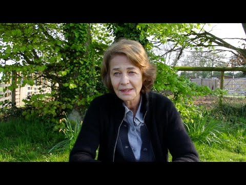45 Years interview with actor Charlotte Rampling