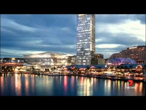 Sofitel Darling Harbour - 7 News