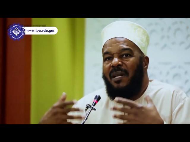 The Halal & Haram Labels - Dr. Bilal Philips