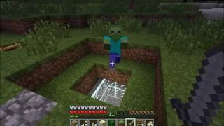 Trampas para monstruos de Minecraft