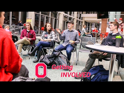 Getting Involved On Campus - Ohio State University
