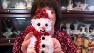 Dollar Tree Christmas Decoration Haul Thumbnail
